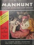Manhunt (1953-1967 Eagle Publications) Vol. 6 #2