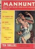 Manhunt (1953-1967 Eagle Publications) Pulp Vol. 6 #5