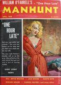Manhunt (1953-1967 Eagle Publications) Vol. 7 #2