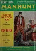 Manhunt (1953-1967 Eagle Publications) Vol. 7 #3