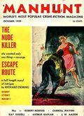 Manhunt (1953-1967 Eagle Publications) Vol. 7 #5
