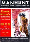 Manhunt (1953-1967 Eagle Publications) Vol. 7 #6