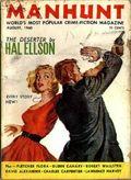 Manhunt (1953-1967 Eagle Publications) Vol. 8 #4