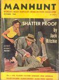 Manhunt (1953-1967 Eagle Publications) Vol. 8 #5
