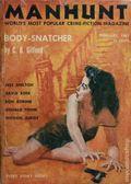 Manhunt (1953-1967 Eagle Publications) Vol. 9 #1