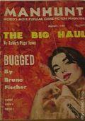 Manhunt (1953-1967 Eagle Publications) Vol. 9 #4