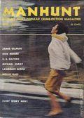 Manhunt (1953-1967 Eagle Publications) Pulp Vol. 10 #3
