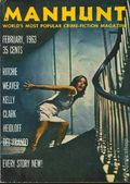 Manhunt (1953-1967 Eagle Publications) Pulp Vol. 11 #1