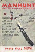 Manhunt (1953-1967 Eagle Publications) Vol. 11 #3