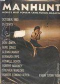 Manhunt (1953-1967 Eagle Publications) Vol. 11 #5