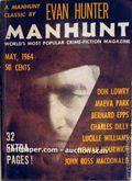 Manhunt (1953-1967 Eagle Publications) Vol. 12 #3