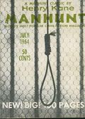 Manhunt (1953-1967 Eagle Publications) Vol. 12 #4