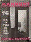Manhunt (1953-1967 Eagle Publications) Vol. 12 #5