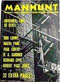 Manhunt (1953-1967 Eagle Publications) Vol. 12 #6