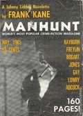 Manhunt (1953-1967 Eagle Publications) Vol. 13 #3