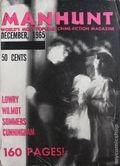 Manhunt (1953-1967 Eagle Publications) Pulp Vol. 13 #6