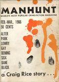 Manhunt (1953-1967 Eagle Publications) Vol. 14 #1