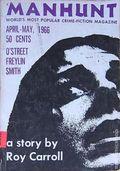 Manhunt (1953-1967 Eagle Publications) Vol. 14 #2
