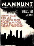 Manhunt (1953-1967 Eagle Publications) Vol. 14 #3