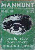 Manhunt (1953-1967 Eagle Publications) Vol. 14 #4