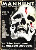 Manhunt (1953-1967 Eagle Publications) Vol. 14 #5