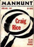 Manhunt (1953-1967 Eagle Publications) Vol. 15 #2