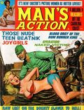 Man's Action (1957-1977 Candar Publishing) Vol. 7 #10