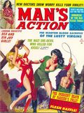 Man's Action (1957-1977 Candar Publishing) Vol. 7 #11