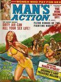 Man's Action (1957-1977 Candar Publishing) Vol. 8 #1