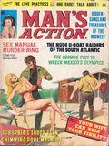 Man's Action (1957-1977 Candar Publishing) Vol. 8 #3