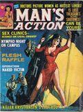Man's Action (1957-1977 Candar Publishing) Vol. 8 #7