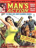 Man's Action (1957-1977 Candar Publishing) Vol. 8 #10
