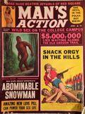 Man's Action (1957-1977 Candar Publishing) Vol. 8 #11