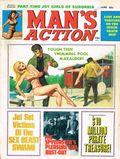 Man's Action (1957-1977 Candar Publishing) Vol. 10 #11