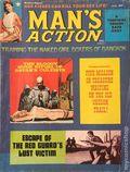 Man's Action (1957-1977 Candar Publishing) Vol. 11 #6
