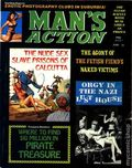 Man's Action (1957-1977 Candar Publishing) Vol. 11 #11