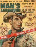 Man's Adventure (1957-1971 Stanley) Vol. 1 #2