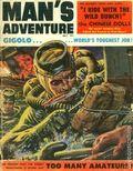 Man's Adventure (1957-1971 Stanley) Vol. 1 #7
