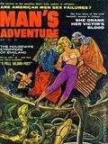Man's Adventure (1957-1971 Stanley) Vol. 3 #6