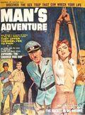 Man's Adventure (1957-1971 Stanley) Vol. 3 #7
