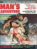 Man's Adventure (1957-1971 Stanley) Vol. 3 #8