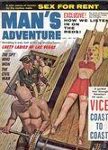 Man's Adventure (1957-1971 Stanley) Vol. 4 #3