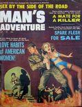 Man's Adventure (1957-1971 Stanley) Vol. 5 #1