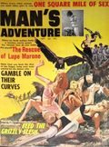 Man's Adventure (1957-1971 Stanley) Vol. 5 #2