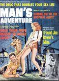 Man's Adventure (1957-1971 Stanley) Vol. 5 #3