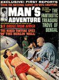 Man's Adventure (1957-1971 Stanley) Vol. 7 #1