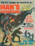 Man's Adventure (1957-1971 Stanley) Vol. 8 #5