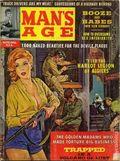 Man's Age (1962 A.A.A. Magazines) Vol. 1 #3