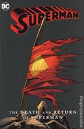 Superman The Death and Return of Superman Omnibus HC (2019 DC) New Edition 1-1ST