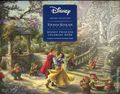 Disney Dreams Collection: Thomas Kinkade Studios - Disney Princess Coloring Book SC (2019 Andrews McMeel) 1-1ST